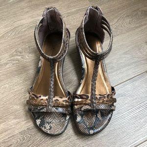 Apostrophe Sandals